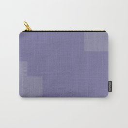 Pastel Lavender Design Carry-All Pouch