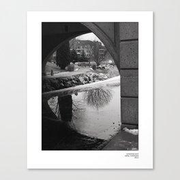 Centennial Arch Canvas Print
