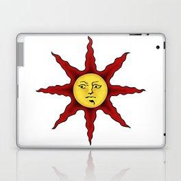 Praise the sun Laptop & iPad Skin