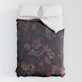 Shadow garden Comforters