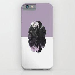 Callie and Arizona iPhone Case