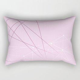 LIGHT LINES ENSEMBLE VI Rectangular Pillow
