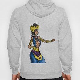 Queen M Hoody