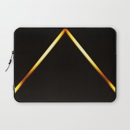 Pyramid of Light Laptop Sleeve