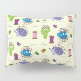 Sew Happy Pillow Sham