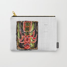 Kabuki No. Two Carry-All Pouch