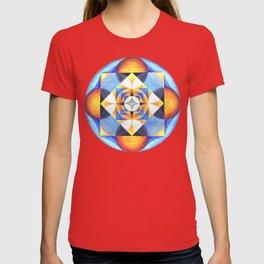 Solar Kaleidoscope (ANALOG zine) T-shirt