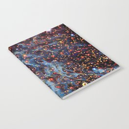 Painted Large Magellanic Cloud Notebook