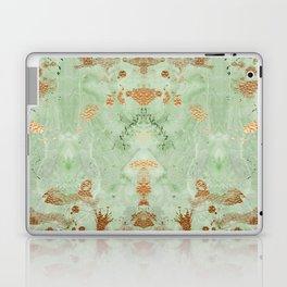 Copper & Marble Laptop & iPad Skin