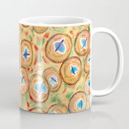 Marvelous Galaxies Pattern Coffee Mug