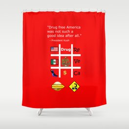 wrong results Shower Curtain