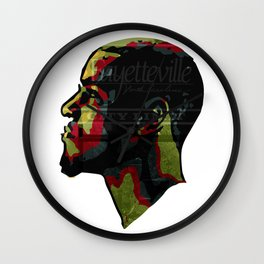 Crooked Smile - J. Cole Wall Clock