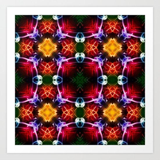 DNA 4 Art Print