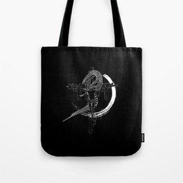 Jesus snake savage Tote Bag
