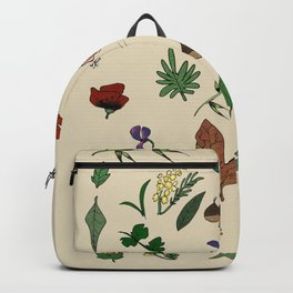 inside the woods Backpack