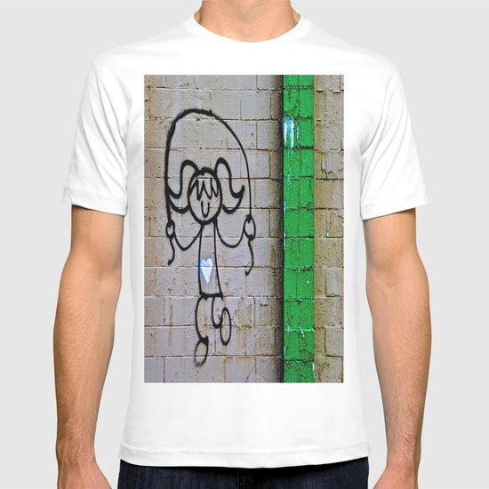 Jump Rope Street Art T-shirt