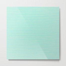 Stripes #1 Metal Print