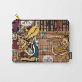 A Mad Drink Party Carry-All Pouch