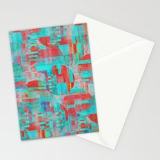 Sizzle circle work Stationery Cards