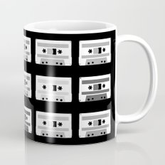 Black and White Tapes Mug
