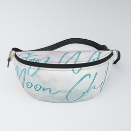 Stay Wild Moon Child Fanny Pack