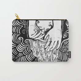 Slipping thru my Fingers Carry-All Pouch