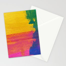 Abstract No. 395 Stationery Cards