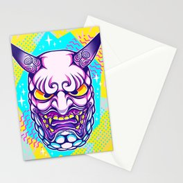 Neon Noh - Daikijin Stationery Cards