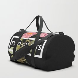 Harry Styles Two Ghosts graphic design Duffle Bag