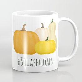 #SquashGoals Coffee Mug