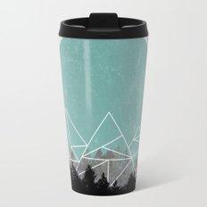 Woods Abstract 2 Travel Mug
