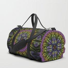 fantasy flower and petals II Duffle Bag