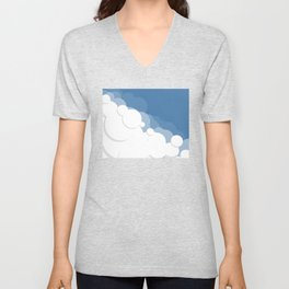 Cloud Eleven Unisex V-Neck