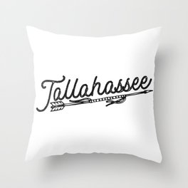 Tallahassee Throw Pillow