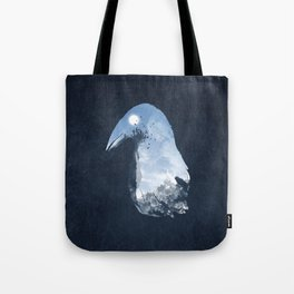 Rise of the Crow Tote Bag