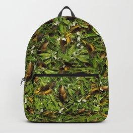 Birds in the Garden Backpack