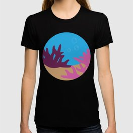 Corals in the Ocean T-shirt