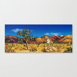 Brentwood School of Environmental Studies Canvas Print
