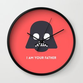I m your father Wall Clock