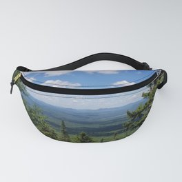 Valley View from Mountainside Fanny Pack