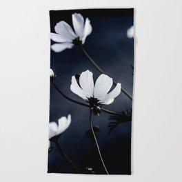 Wild Flowers 1 Beach Towel