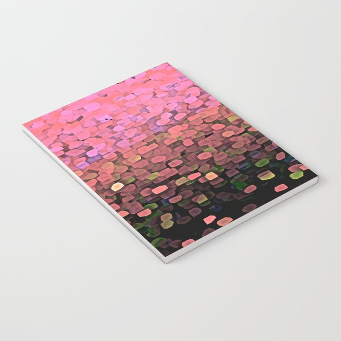 Sparkles and Glitter Pink Notebook