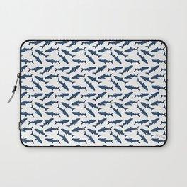 Whale Shark Pattern Laptop Sleeve
