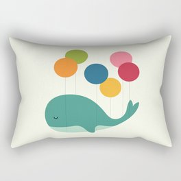 Dream Walker Rectangular Pillow