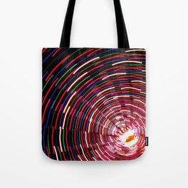 Christmas Lights, part 2 Tote Bag