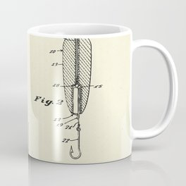 Fishing Tackle-1950 Coffee Mug