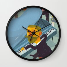 Amundsen's party Wall Clock