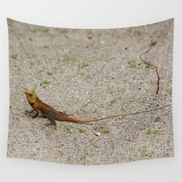 Tiny Dragon Wall Tapestry
