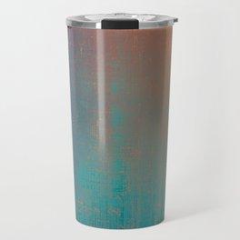 Vintage texture Travel Mug