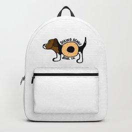 The Baking Beagle Bagel Co. Backpack